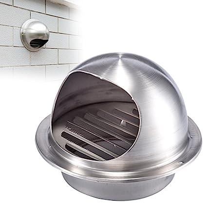 Cubierta de ventilación de acero inoxidable para rejilla de ...