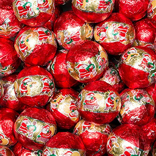 Christmas Candy Palmer Red Chocolate Caramel Kringles 2lb