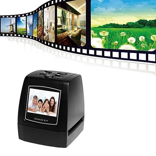 2 opinioni per Scanner per diapositive e negativi Film Slide Scanner Spee Adattatore Load per
