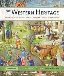 Amazon Com Western Heritage The Volume 1 11th Edition