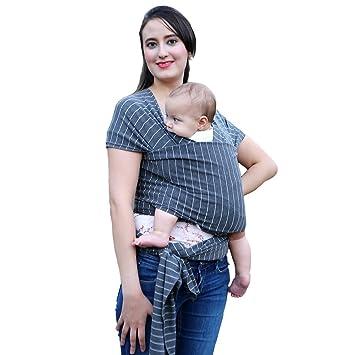 be8c6d07c21 Amazon.com  Baby Wrap Carrier for Newborn