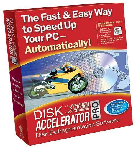 Nova Disk Accelerator Pro Disk Defragmentation Software