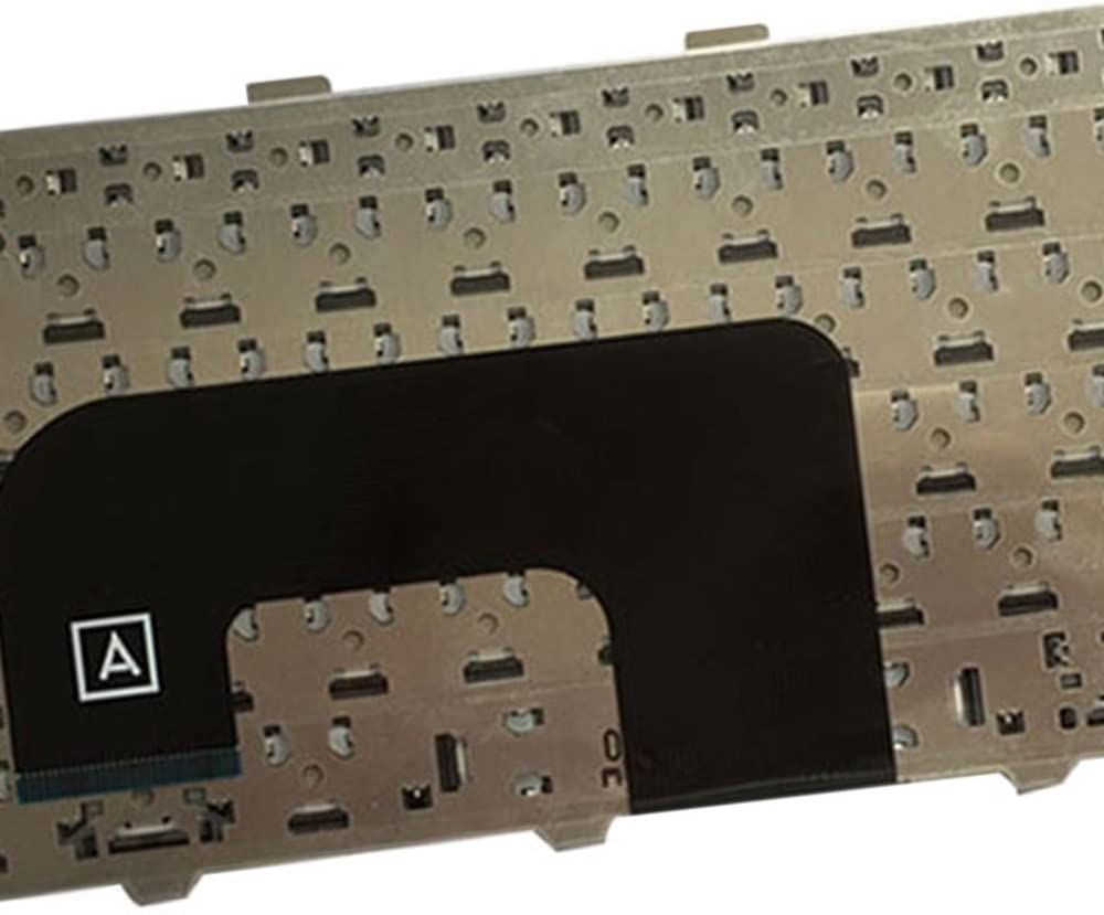 New English Laptop Replacement Keyboard for DELL Stadio 1458 Series 14Z 1450 1470 1457 US Layout