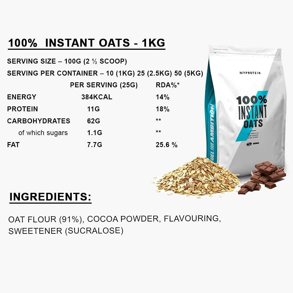 プロテイン インスタント オーツ マイ インスタントオーツの食べ方・飲み方を紹介!プロテインと合わせて素早い栄養補給が可能です。