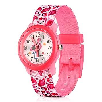 Amazon.com: Jian Ya Na - Reloj de pulsera para niños, diseño ...