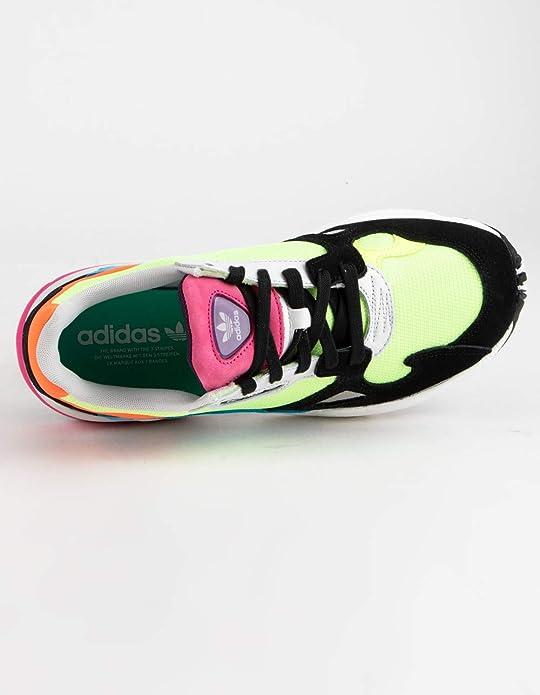 adidas Falcon Hi RES Scarpe Gialle: Amazon.it: Scarpe e borse