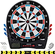 Viper Showdown Electronic Dartboard, Regulation Size For Tournament Play, Ultra Thin Spider Increases Scoring