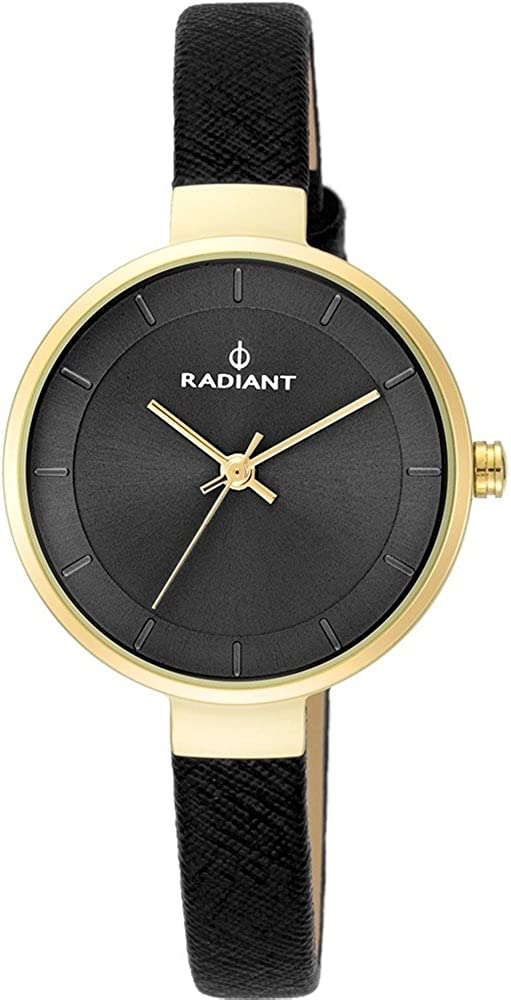 Reloj Radiant mujer North Star Small Gold Black RA455203 [AB9305] - Modelo: RA455203