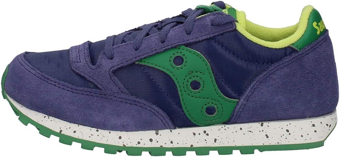 Saucony SK261575 Sneakers Basse Bambino Blu 33: Amazon.it