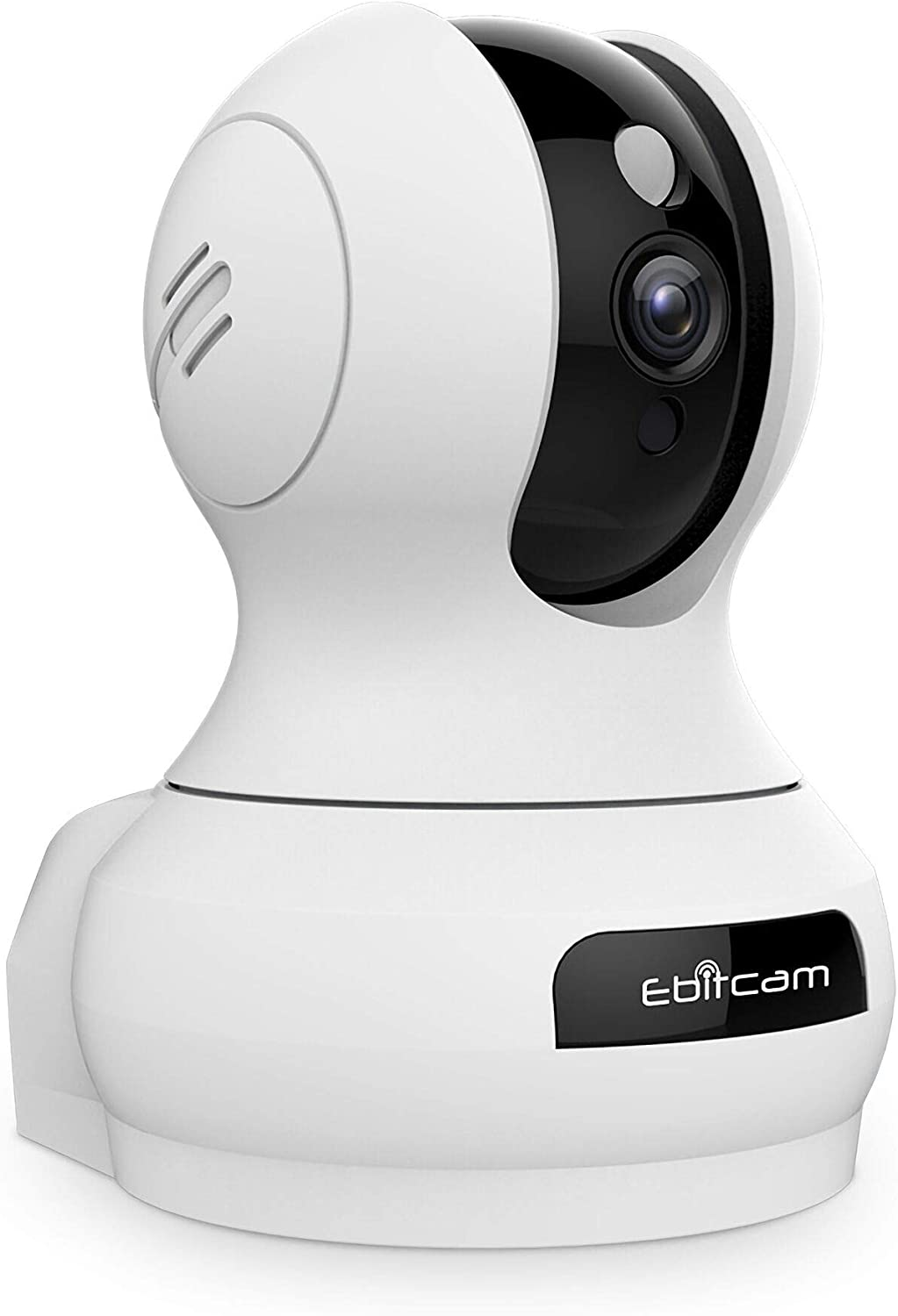 WiFi Monitor-Ebitcam 1080P Smart Home WiFi Camera with Pan/Tilt/Zoom,Night Vision Motion Detection 2-Way Audio -for Home Safety Baby Pet Cam, Cloud Storage, Compatible with Alexa