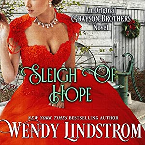 Sleigh of Hope (Grayson Brothers, Book 5) Audiobook