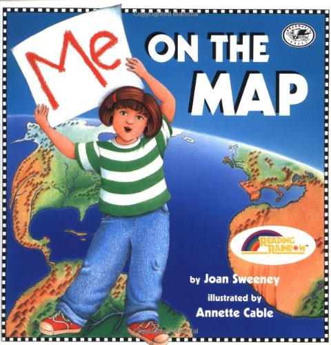 Library Book: Me On The Map (Rise and Shine): Joan Sweeney ...