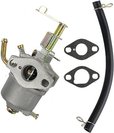 Amazon.com: NUEVO Pack de gasolina generador Carburador ...