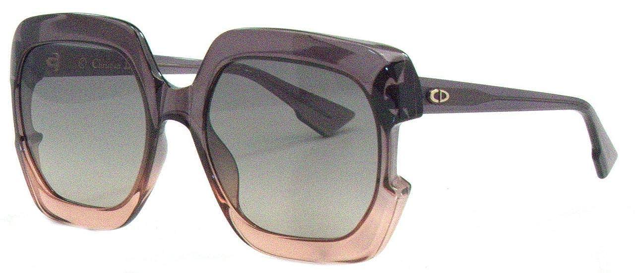 3e78f2fe0a7 Amazon.com  Dior gaia - Gray Pink 07HH Sunglasses  Clothing