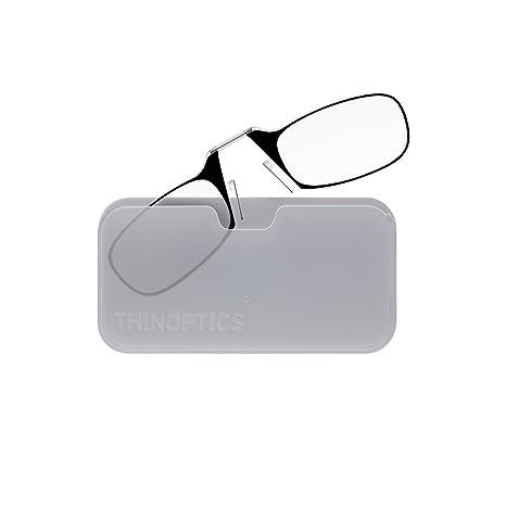 Amazon.com: Anteojos de lectura Thin Optics, que se ajustan ...