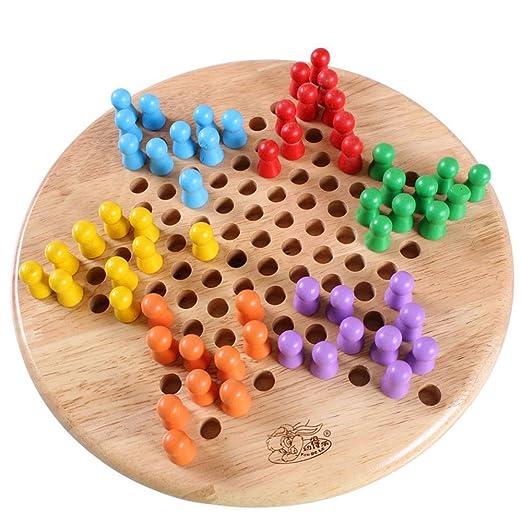 Juegos de Mesa para niños Tablero de ajedrez Dos en uno de los ...