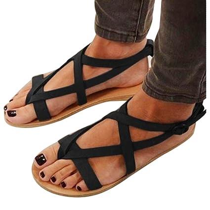 Casuales Camper Zapatillas Planas Sandalias Verano Slim Chancletas Zapatos De Plataformas Niña Mujer Chanclas Bohemias vf7yY6gIb