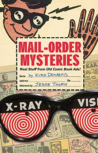 MAIL-ORDER MYSTERIES (Miniature Submarine Toy)