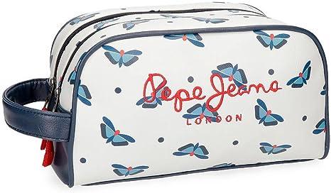 Pepe Jeans Ariel Kosmetikkoffer 26 centimeters 4.99 Mehrfarbig Multicolor