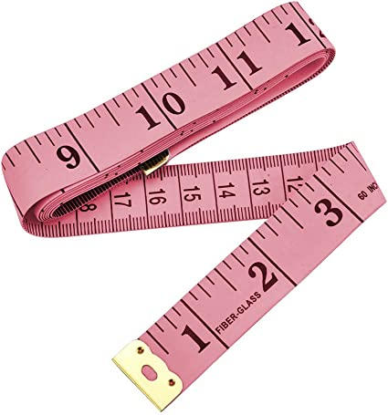 "Cloth Measuring Ruler Sewing Tailor Tape Measure Useful  60/"" 150cm Measurement"
