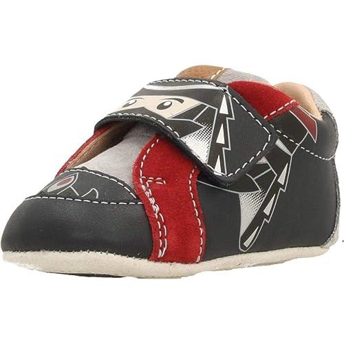 Zapatillas para niño, Color Azul, Marca GEOX, Modelo Zapatillas para Niño GEOX B IAN Azul: Amazon.es: Zapatos y complementos