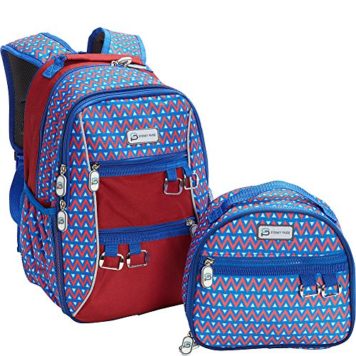 sydney-paige-buy-one-give-one-kids-backpack-lunch-bag-set-blue-tents