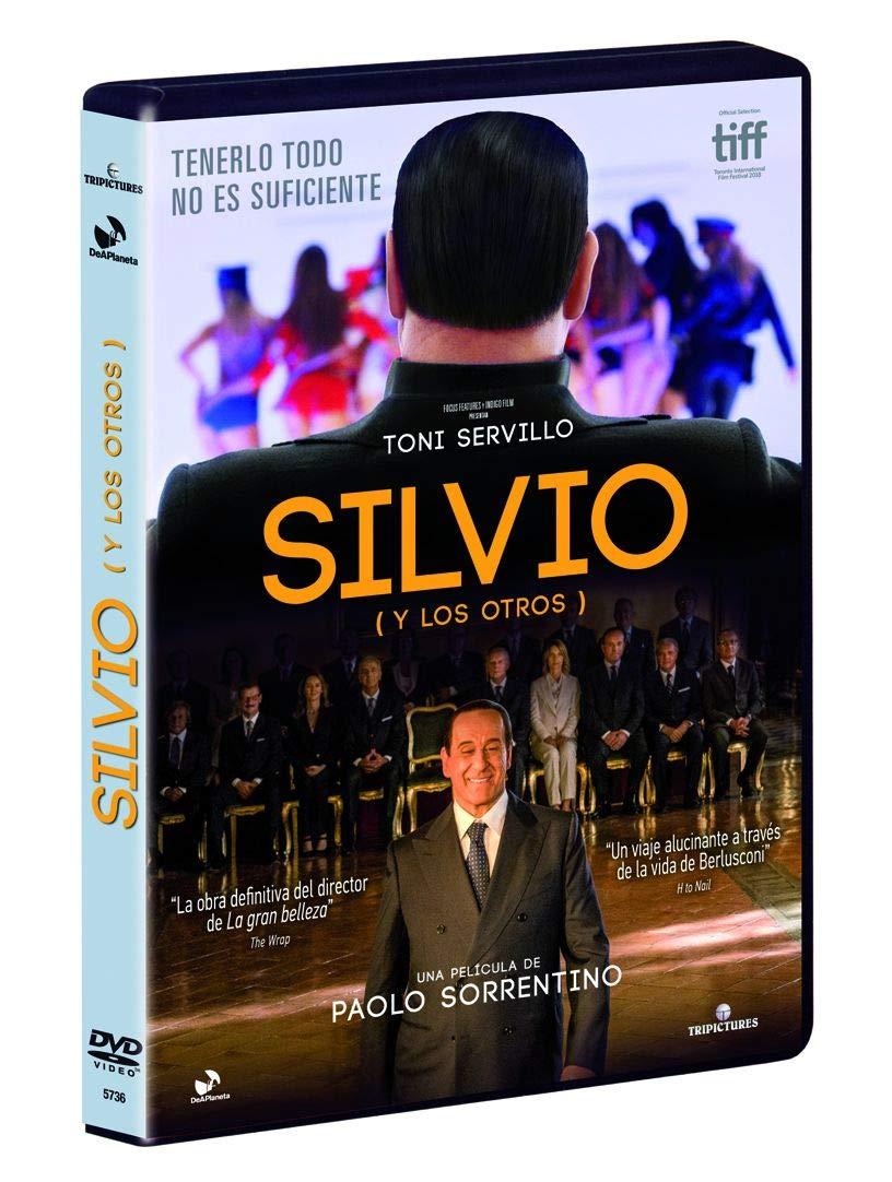 Silvio (y los otros) [DVD]: Amazon.es: Toni Servillo, Paolo ...