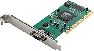Aiposen ATI Rage XL 8MB PCI VGA Graphics Video Card CL-XL-B41