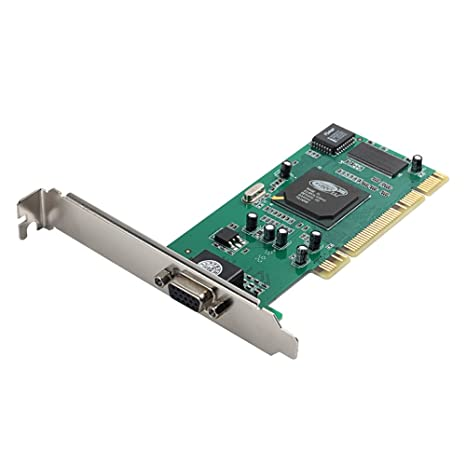 Video Card in Computer