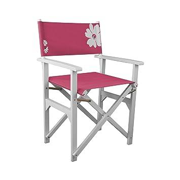 Director - Silla con reposabrazos silla plegable silla de ...