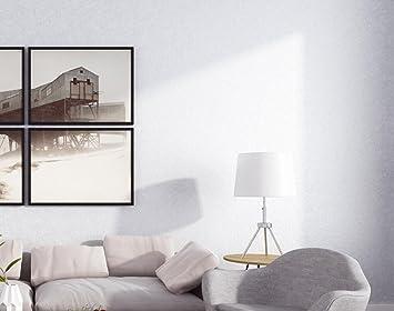 Loaest Reine Seide Vliestapeten Farbe Einfache Moderne Schlafzimmer