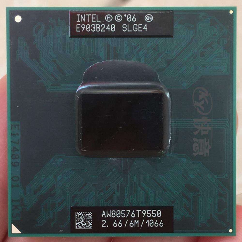 Intel Core 2 Duo T9550 CPU Laptop Processor PGA 478 CPU 100/% Working Properly