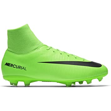 aa20a17bc24c Nike JR. Mercurial Victory VI Dynamic Fit FG Football Boots (Hard Ground  Boy