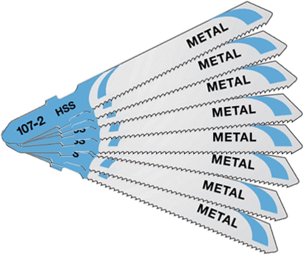 DEWALT DT2170QZ HSS Metal Cutting Jigsaw Blades Pack of 20 T118A