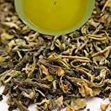 Bulk Pack: Indian Tulsi (Holy Basil) Organic Green Tea, 1kg (2.2 pound) Herbal Loose Leaf Tea by Darjeeling Tea Boutique