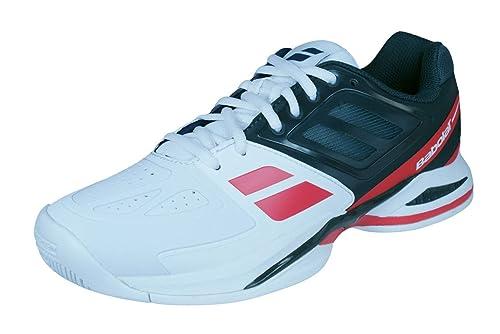Babolat Propulse Team AC M 30F16442BLANCROUGE, Tennis: Amazon.es: Zapatos y complementos