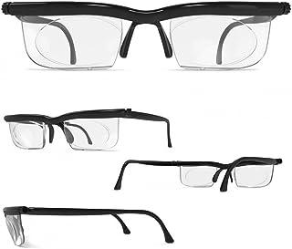 Adlens® Adjustable Reading Glasses Spectacles Eyewear Reader Unisex Reading Glasses Aid