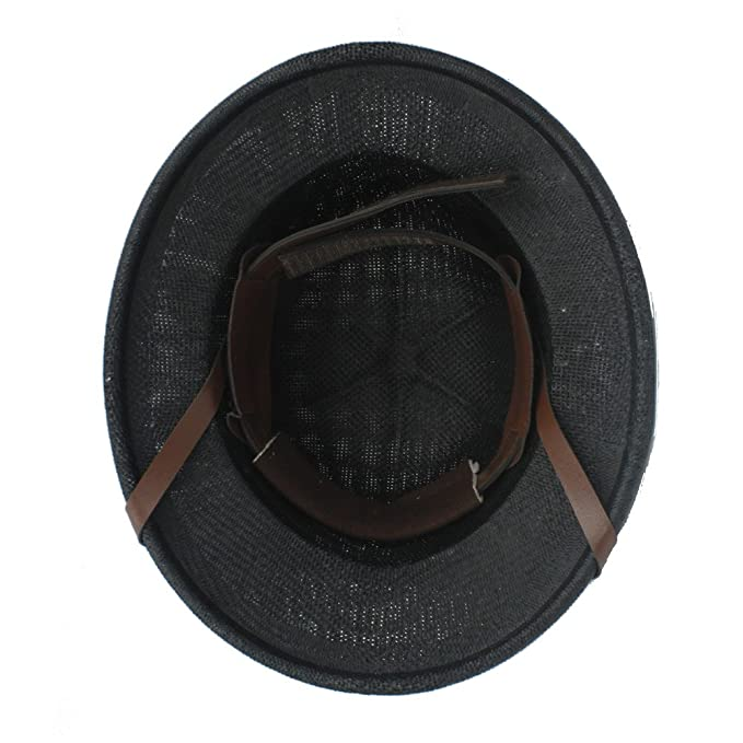 Casco de seguridad tipo sombrero vaquero