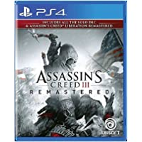 Ubisoft Assassin's Creed III Remastered - PS4