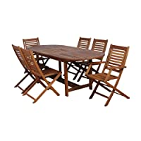 Deals on Amazonia Patio Furniture On Sale from $139.84