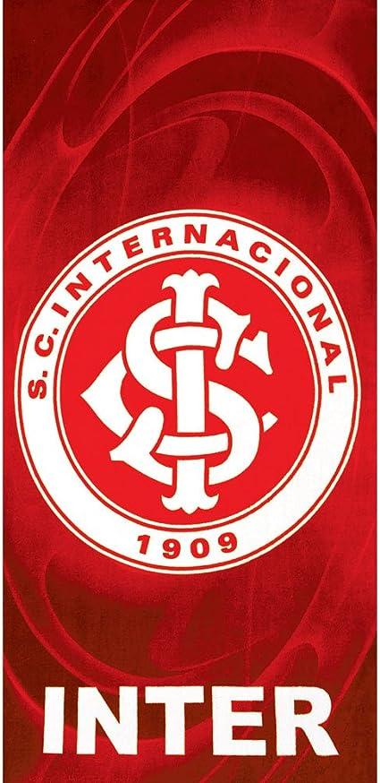 Internacional Sport Club Brasilianisches Fussballteam Velours Strandtuch 76 2 X 152 4 Cm Hergestellt In Brasilien 76 2 X 152 4 Cm Amazon De Sport Freizeit
