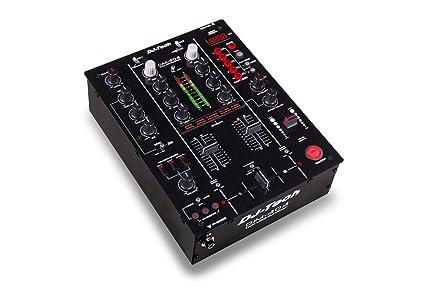 Amazon.com: djtech djm303 mezclador DJ: Musical Instruments