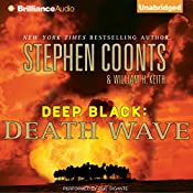 Death Wave: Deep Black, Book 9 | Stephen Coonts, William H. Keith