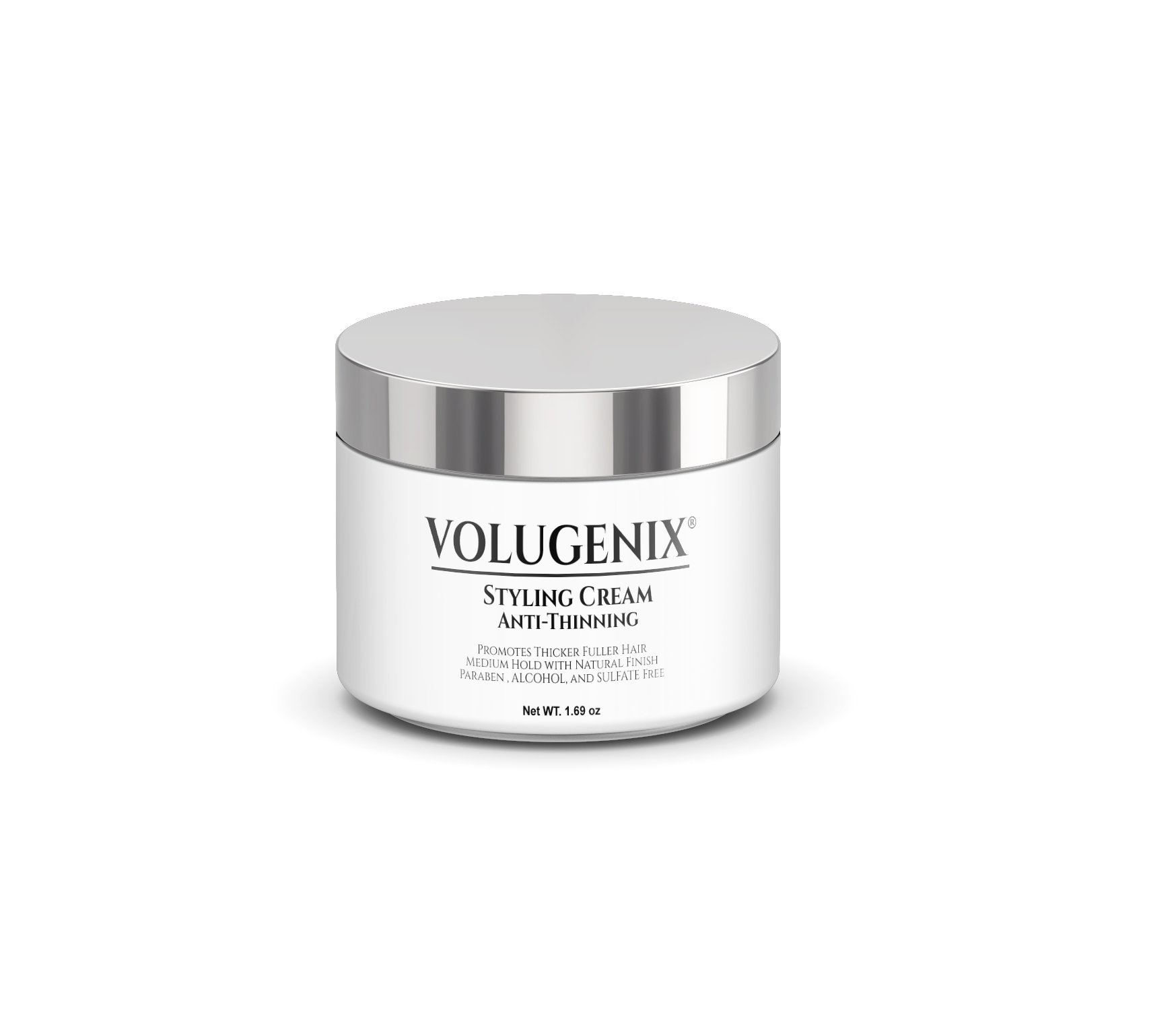 Volugenix Hair Styling Cream and Thinning Hair Treatment for Men and Women – Hair Growth Formula for Thin Hair Repair