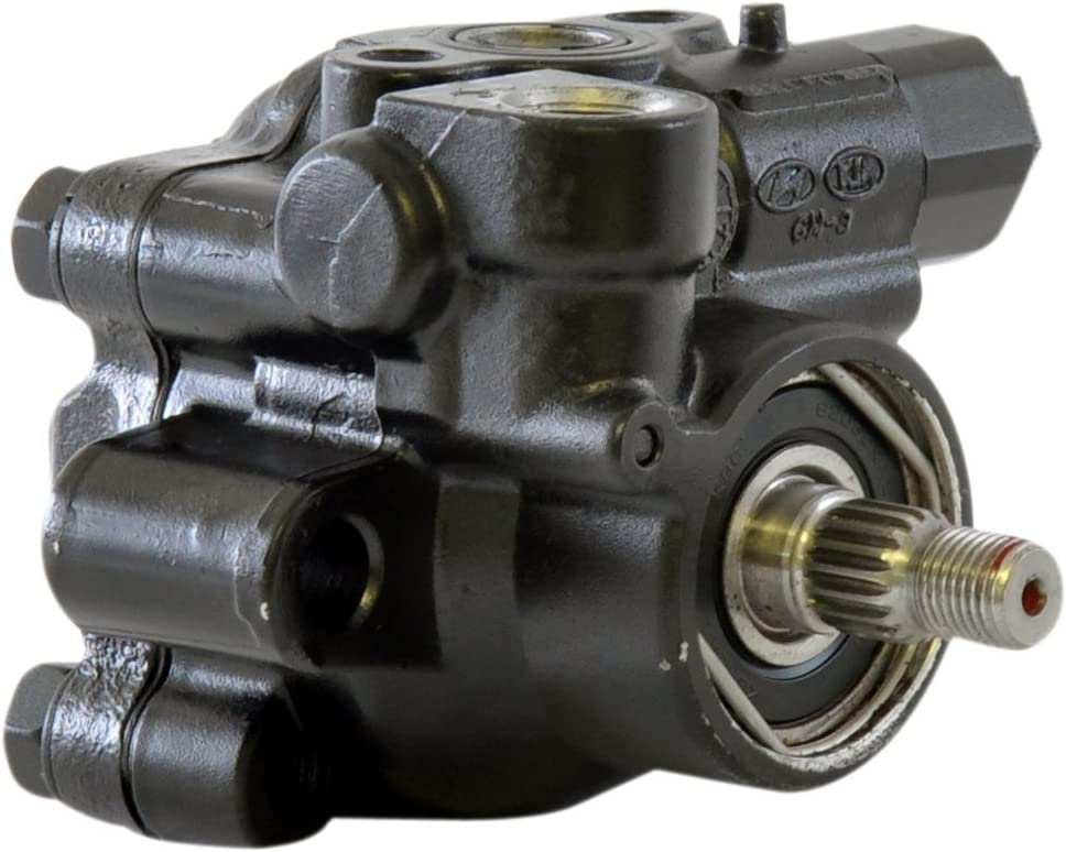 ACDelco 36P1159 Professional Power Steering Pump Remanufactured