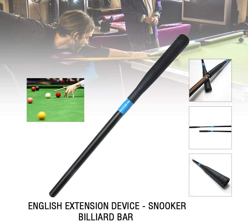 Aluminum Telescopic Snooker Billiard Pool Cue Extender Extension Sleeve Device
