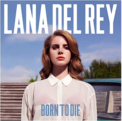 Lana Del Rey Born to die Art Music album cover Music Poster Wall Art Canvas painting for Living Room Home Decor Unframed