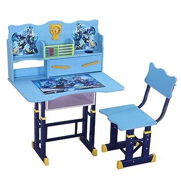 Juegos de mesas y sillas Mesas y sillas de Estudio para niños mesas Elevadoras y sillas