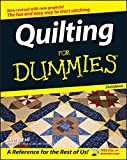 Wiley Publishers-Quilting For Dummies