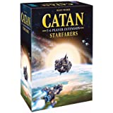 CATAN Starfarers Board Game Extension Allowing a Total of 5 to 6 Players for The CATAN Starfarers Board Game 2nd Ed.| Board G